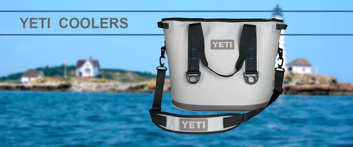 YETI Cooler Image