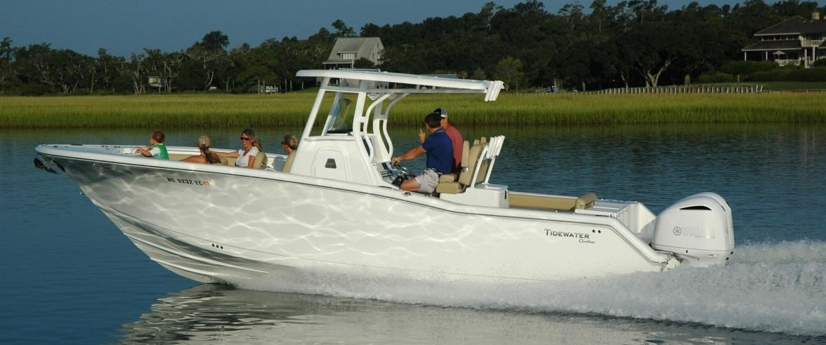Tidewater Boats for sale MA