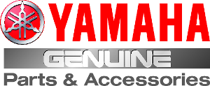 Yamaha Genuine Parts and Accessories logo