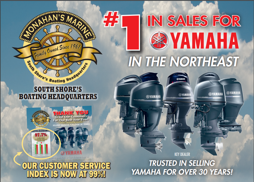 New Outboard Engines, Motors, Parts and Accessories | Monahans Marine