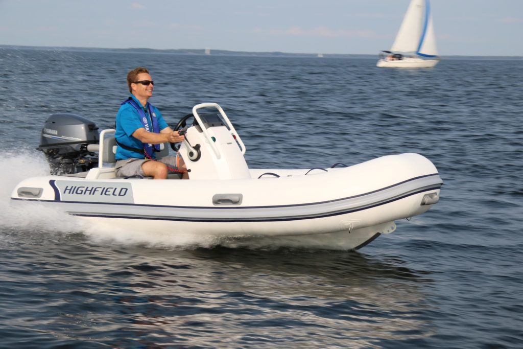 Highfield inflatable boats for sale